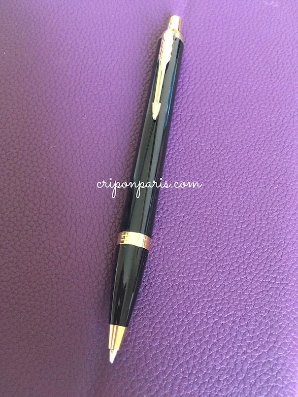 ボールペンの全体写真
