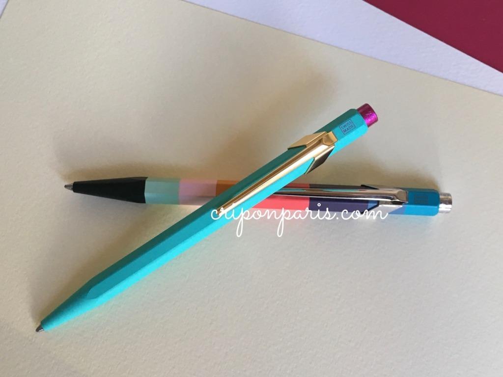 カランダッシュ849ボールペン2本